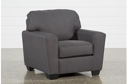 Mcdade Graphite Chair
