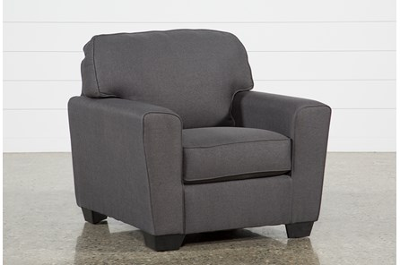 Mcdade Graphite Chair - Main