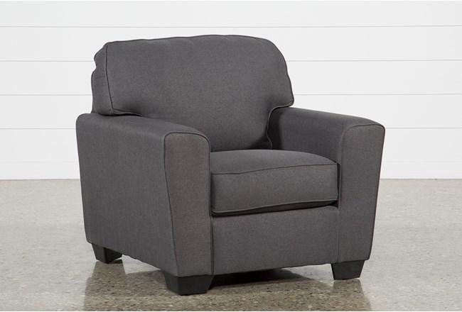 Mcdade Graphite Chair - 360