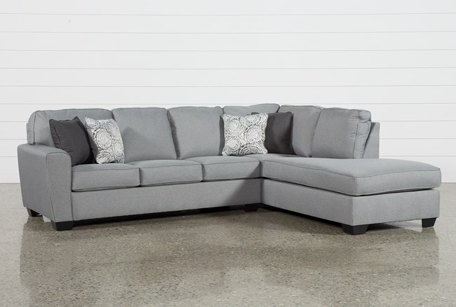 Mcdade Ash 2 Piece Sectional W/Raf Chaise - 360
