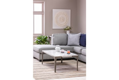 Mcdade Ash 2 Piece 114 Sectional With Left Arm Facing Armless Chaise Living Spaces