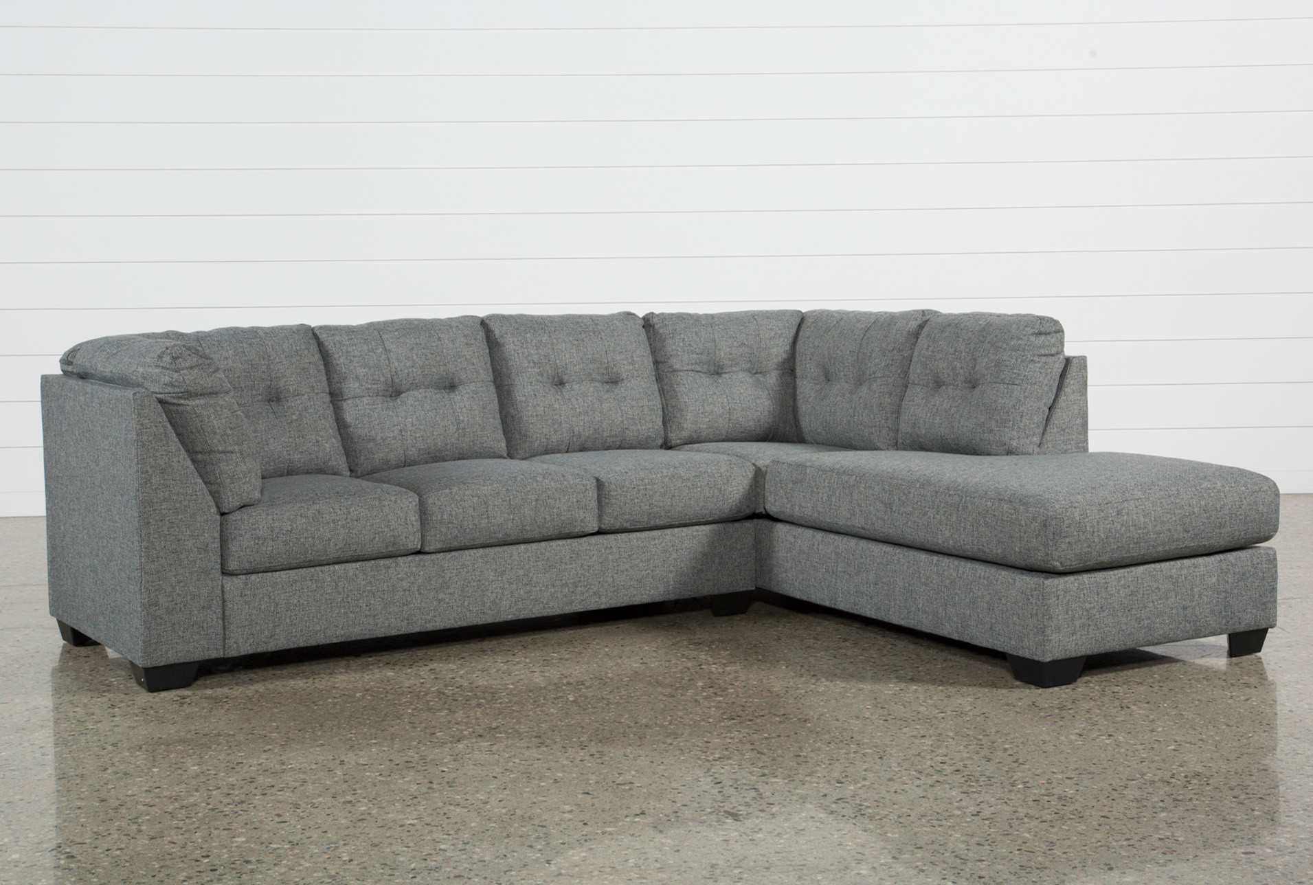 Arrowmask 2 Piece Sectional W/Raf Chaise (Qty: 1) Has Been Successfully  Added To Your Cart.