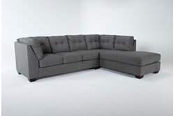 "Arrowmask 2 Piece 116"" Sectional with Right Arm Facing Chaise"