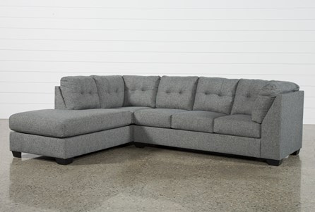 Arrowmask 2 Piece Sectional W/Laf Chaise