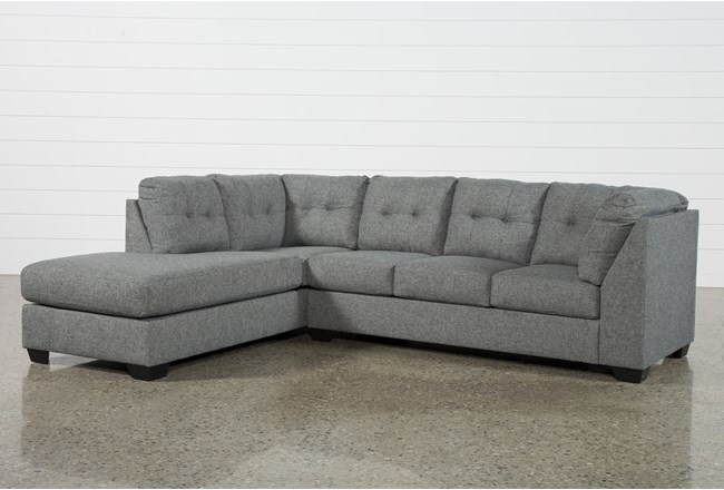 Arrowmask 2 Piece Sectional with Left Arm Facing Chaise - 360