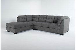 Arrowmask 2 Piece Sectional W/Sleeper & Left Arm Facing Chaise