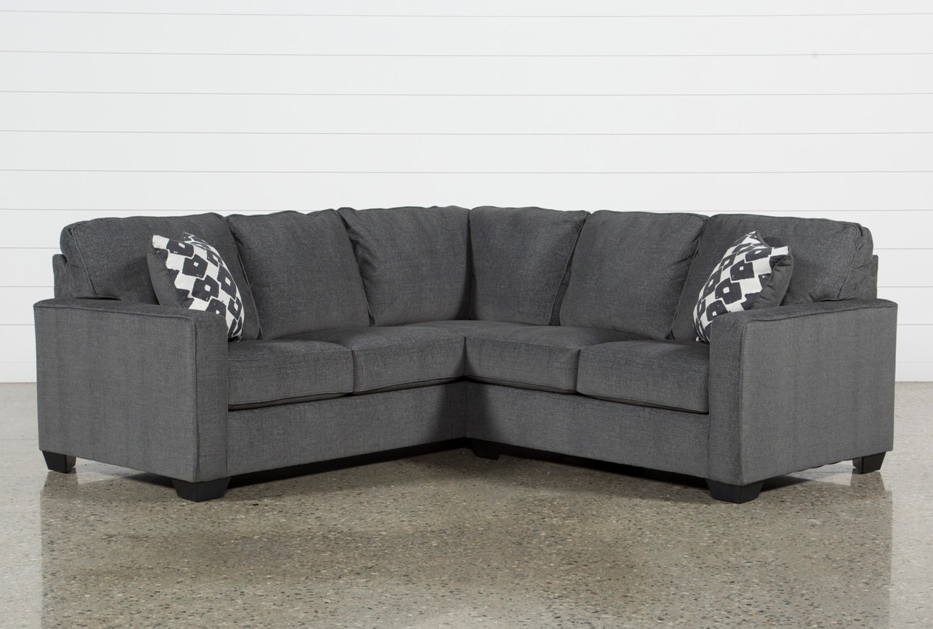 Ur 2 Piece Sectional With Right Arm Facing Loveseat