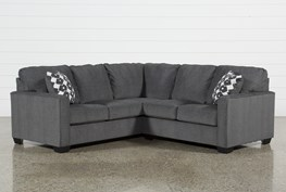 Turdur 2 Piece Sectional W/Raf Loveseat