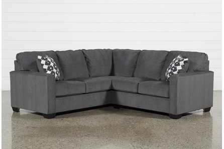 Turdur 2 Piece Sectional with Right Arm Facing Loveseat