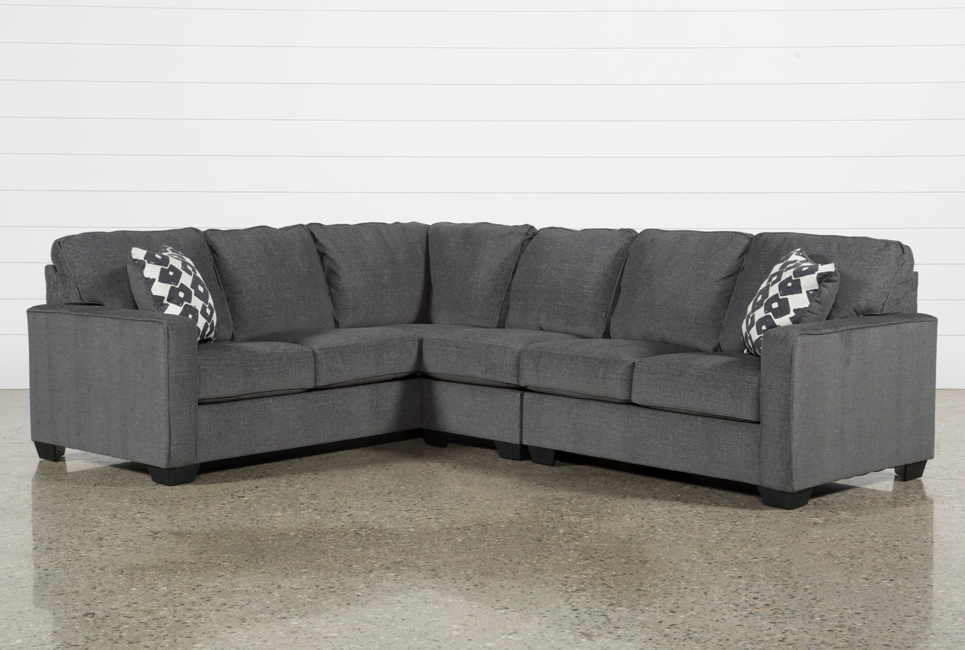 Ur 3 Piece Sectional With Right Arm