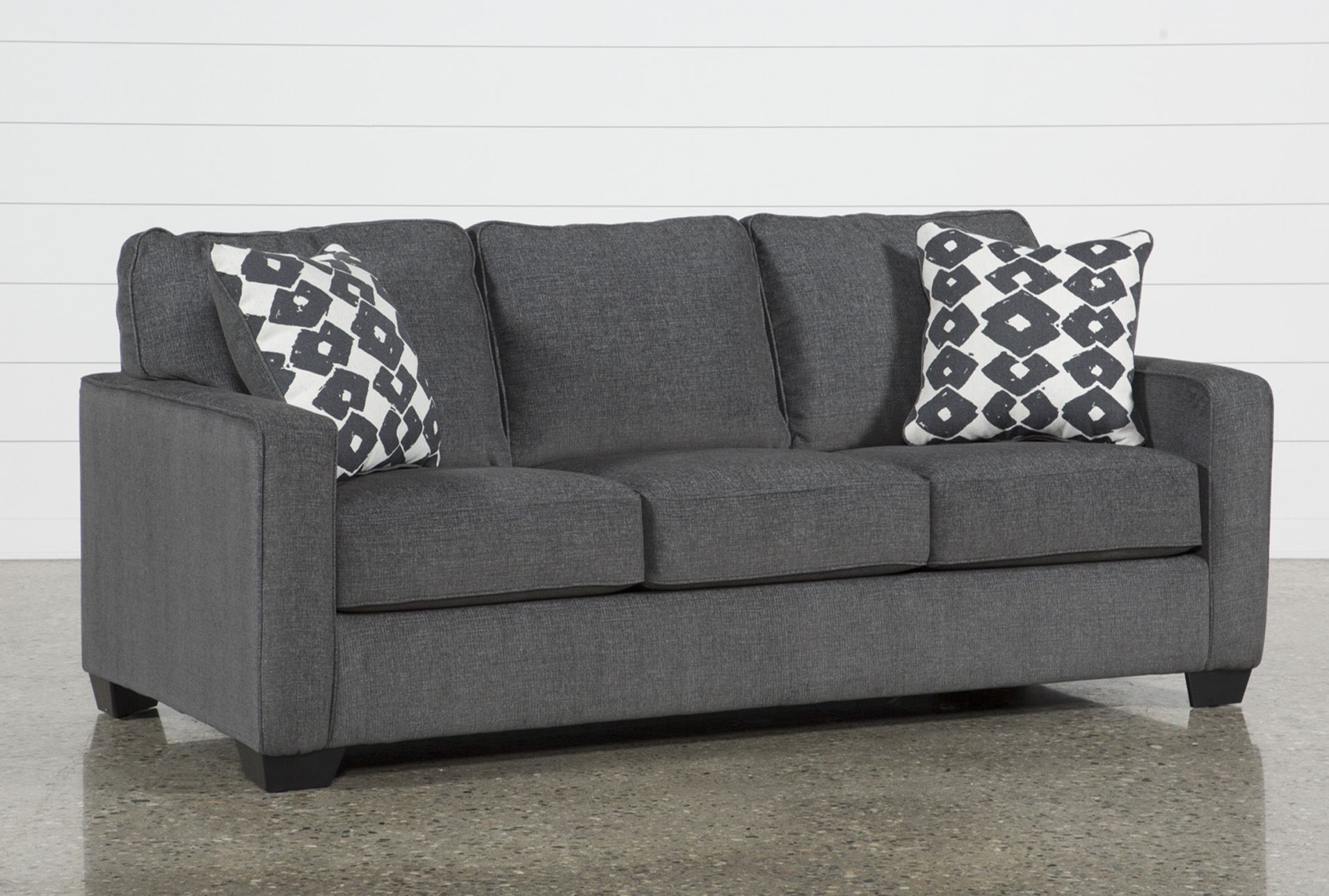 Queen Sofa Beds Sleeper Sofas Free Assembly With
