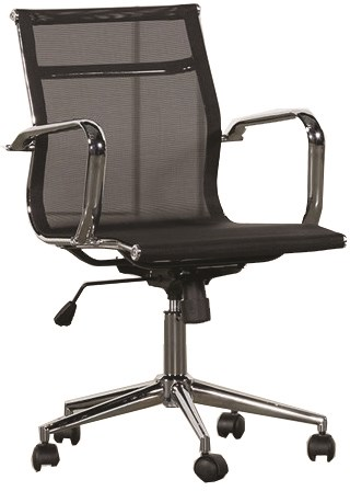 Wendell Mesh Rolling Office Chair