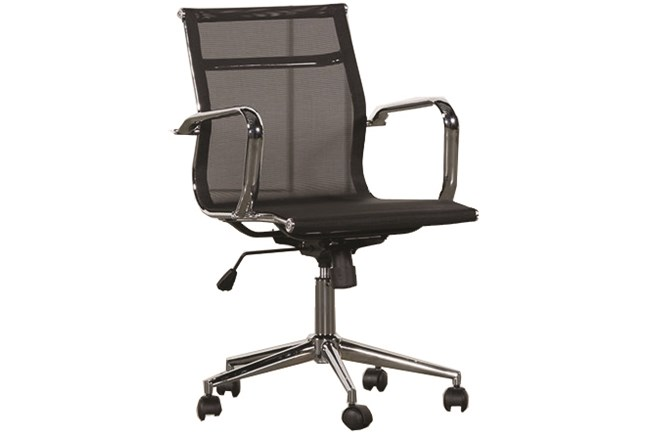 Wendell Mesh Rolling Office Chair - 360