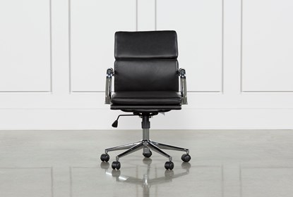 Admirable Moby Black Low Back Office Chair Ncnpc Chair Design For Home Ncnpcorg