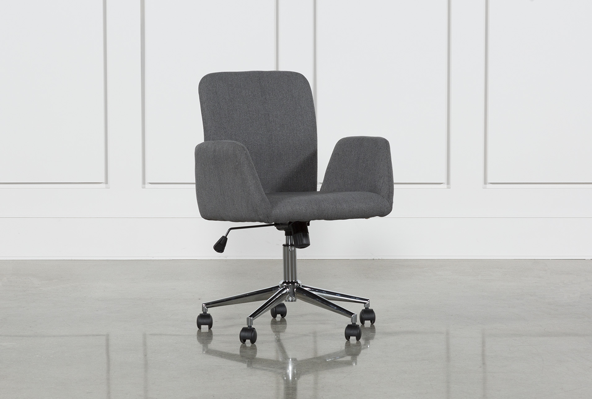 Calder Dark Grey Office Chair