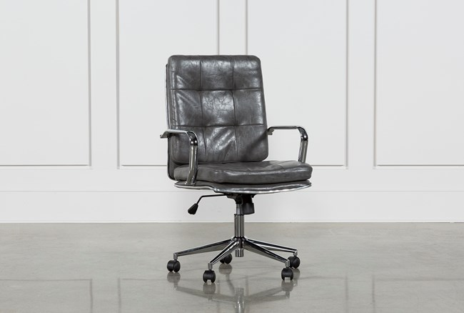 Norton Tufted Office Chair - 360
