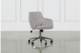 Emery Light Grey Office Chair