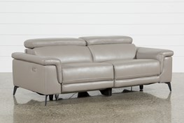 Thatcher Grey 2 Piece Sofa