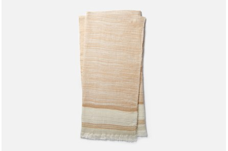 Accent Throw-Magnolia Home Alissa Camel/Ivory By Joanna Gaines