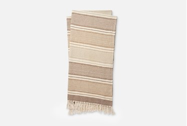 Accent Throw-Magnolia Home Anna Beige/Ivory By Joanna Gaines