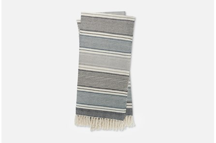 Accent Throw-Magnolia Home Anna Navy/Ivory By Joanna Gaines - Main