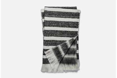 Accent Throw-Magnolia Home Duke Black/White By Joanna Gaines - Main