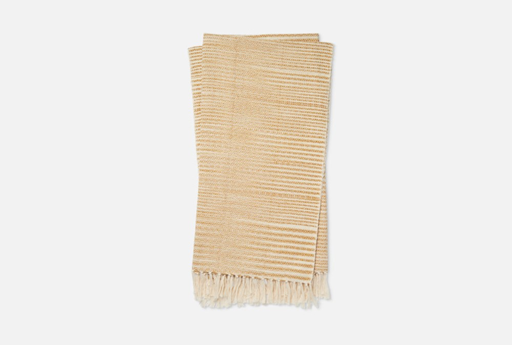 Accent Throw-Magnolia Home Jane Gold/Ivory By Joanna Gaines