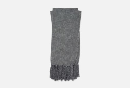 Accent Throw-Magnolia Home Lark Charcoal By Joanna Gaines