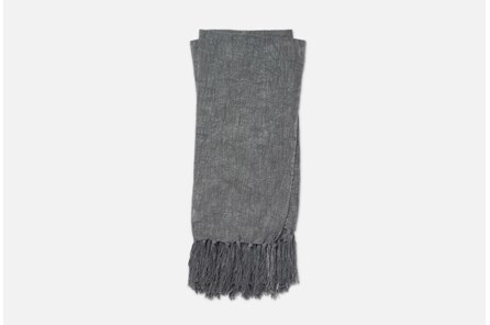 Accent Throw-Magnolia Home Lark Charcoal By Joanna Gaines - Main