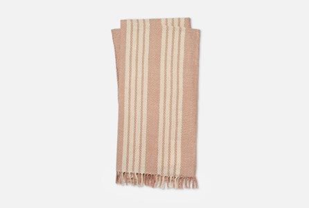 Accent Throw-Magnolia Home Lora Blush/Ivory By Joanna Gaines