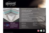 Katarina Luxury Firm Pillow Top Eastern King Mattress - Detail