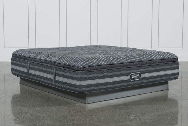 Natasha Plush Pillow Top California King Mattress - 360