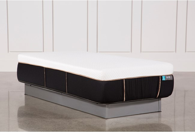 Copper Hybrid Firm California King Split Mattress - 360