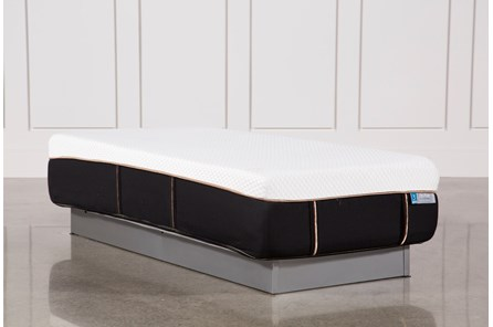 Copper Hybrid Plush California King Split Mattress - Main