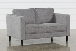 Cosmos Grey Loveseat