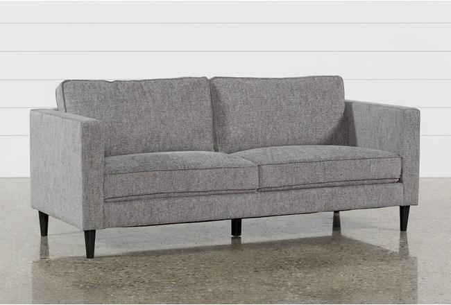 Cosmos Grey Sofa Living Spaces