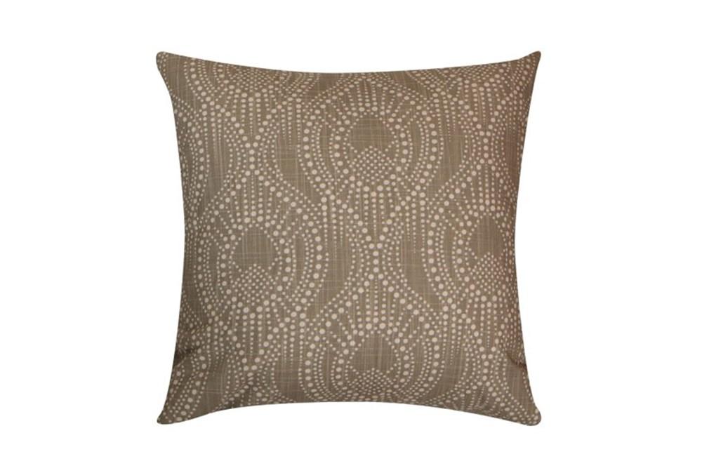 Accent Pillow-Boho Henna Grey 18X18
