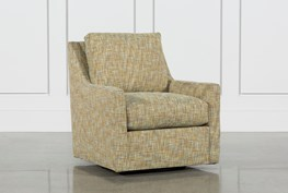 Tristan Swivel Accent Chair