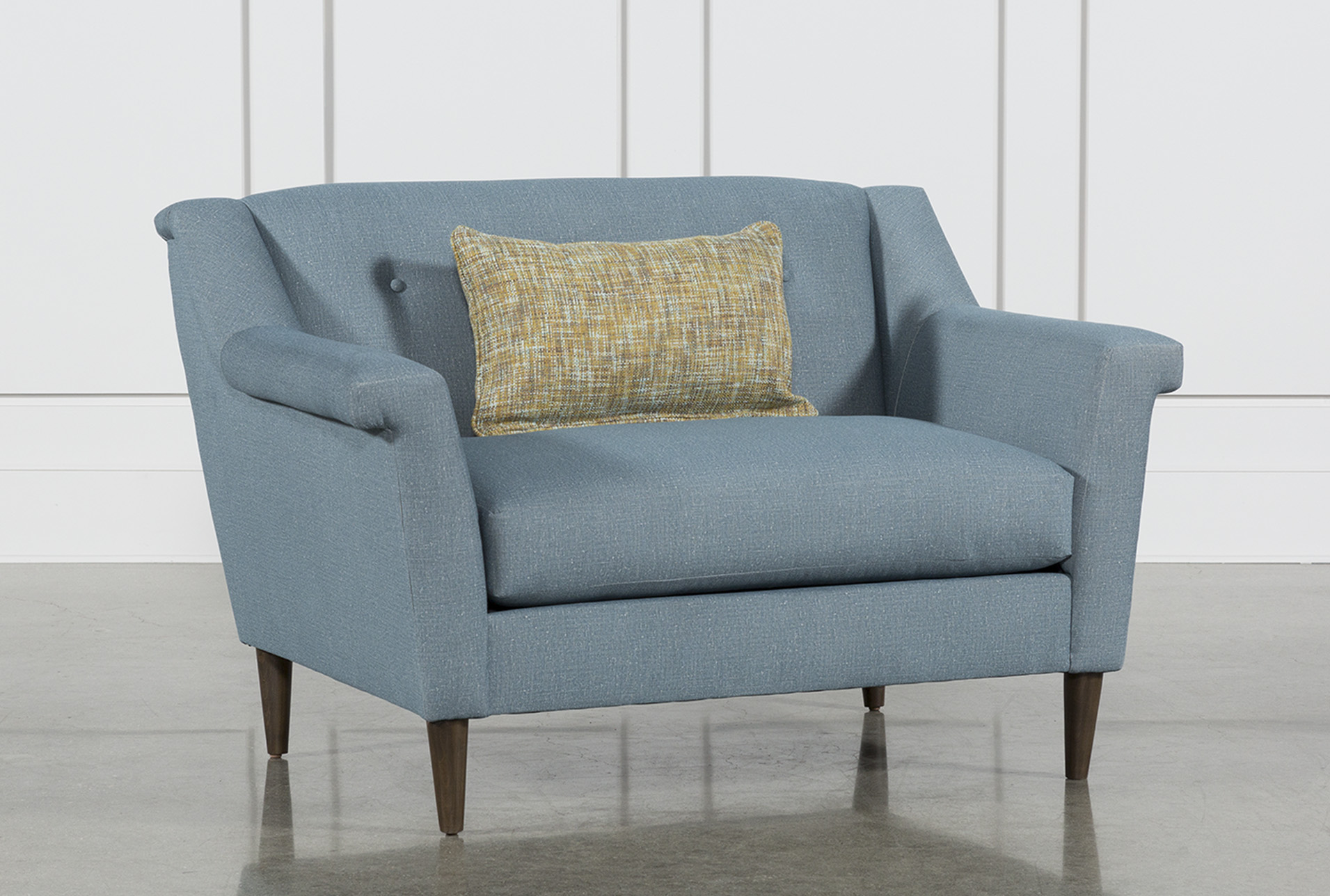 Superbe Tristan Oversized Chair   360