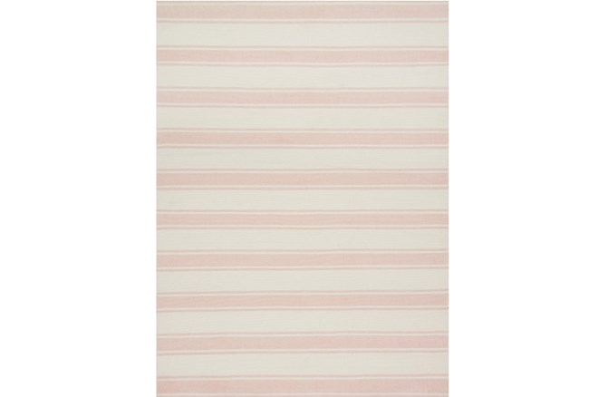 60X90 Rug-Magnolia Home Carter Ivory/Blush By Joanna Gaines - 360