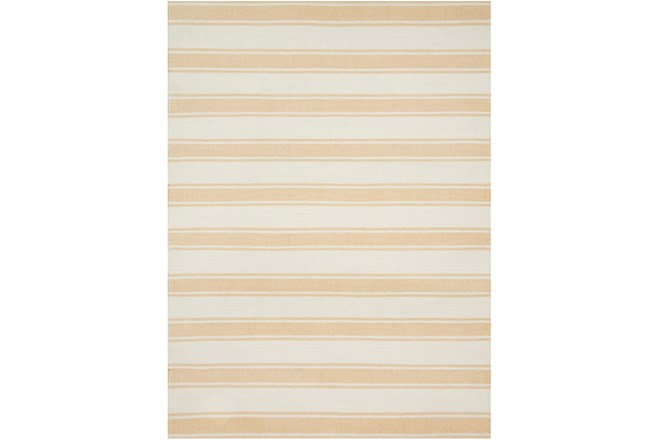 60X90 Rug-Magnolia Home Carter Ivory/Gold By Joanna Gaines - 360