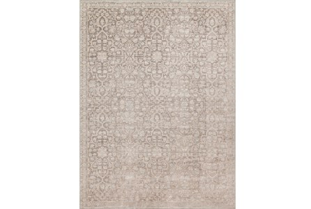94X126 Rug-Magnolia Home Ella Rose Pewter / Pewter By Joanna Gaines