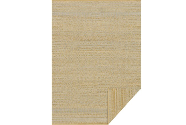 60X90 Rug-Magnolia Home Emmie Kay Dove/Maize By Joanna Gaines - 360