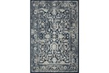 94X130 Rug-Magnolia Home Everly Indigo/Indigo By Joanna Gaines - Signature