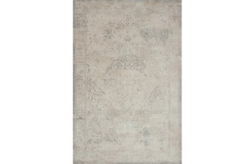 94X130 Rug-Magnolia Home Everly Ivory/Ivory By Joanna Gaines