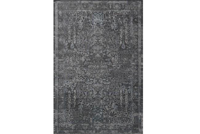 63X92 Rug-Magnolia Home Everly Grey/Grey By Joanna Gaines - 360