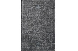 94X130 Rug-Magnolia Home Everly Grey/Grey By Joanna Gaines