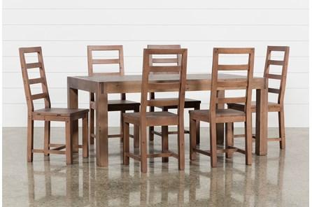 Crawford 7 Piece Rectangle Dining Set - Main