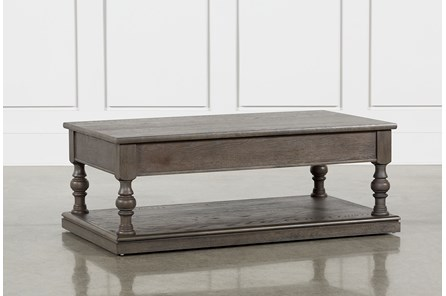 Candice Ii Lift Top Tail Table