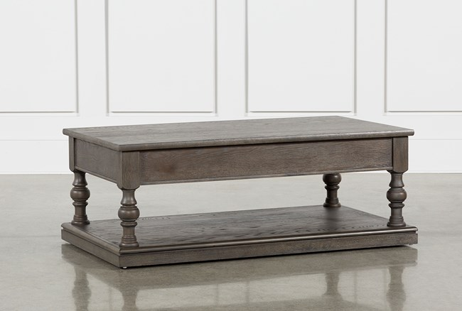 Candice II Lift-Top Coffee Table - 360